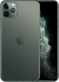 Apple iPhone 11 Pro Max (64GB, nachtgrün)