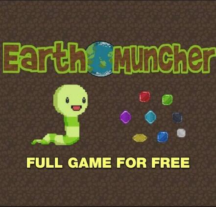"""""""Earth Muncher"""" (Windows PC) gratis auf IndieGala holen und behalten -DRM Frei-"""
