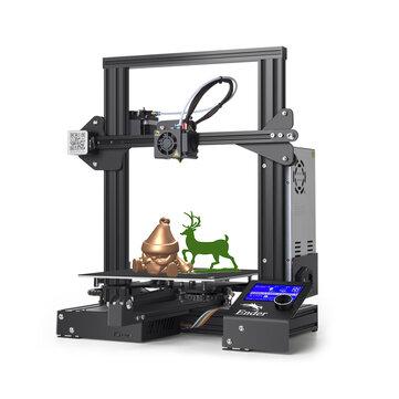 Creality Ender 3, 3D Drucker