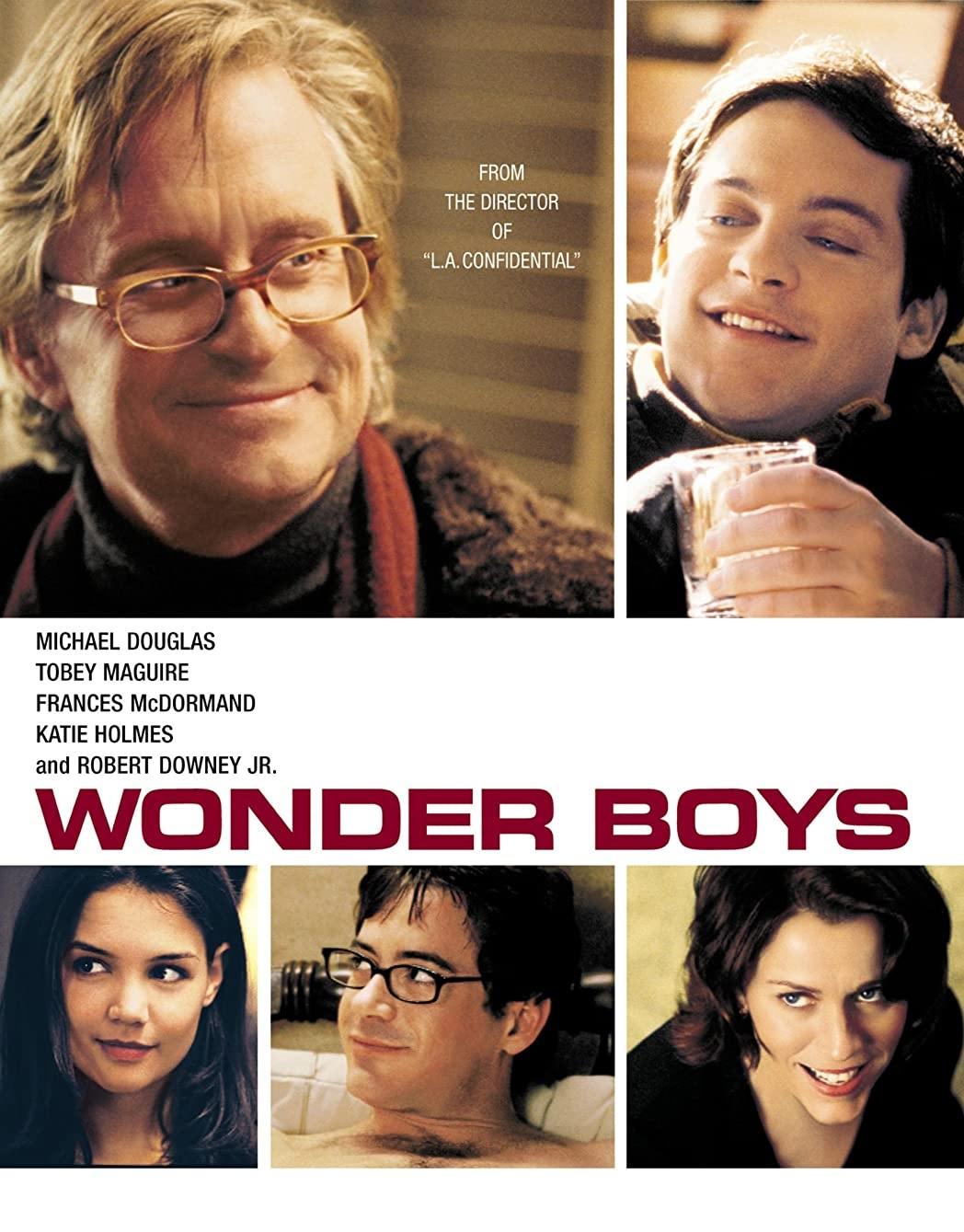 """""""Die Wonder Boys"""" für kurze Zeit gratis (streamen & downloaden)"""