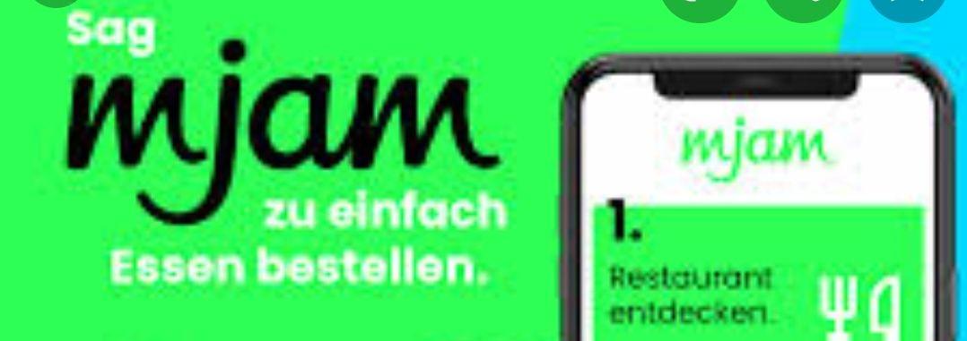 5€ Mjam Gutscheincode (Regional) auch für Bestandkunden 3x einlösbar