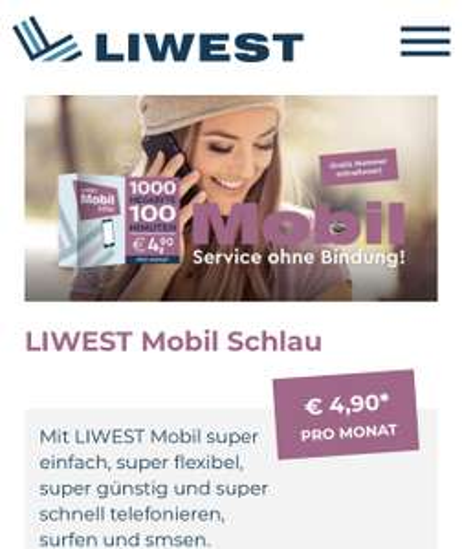 4,90€ Handytarif für Wenignutzer