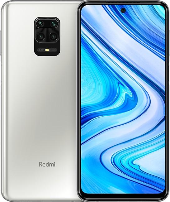 Xiaomi Redmi Note 9 Pro, Global Version NFC 6/64GB für 165€ in Gletscherweiß; Versand aus der EU
