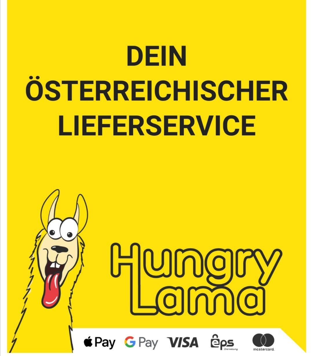 6€ Rabatt auf alle Essenslieferungen ab 40€ bei Hungrylama
