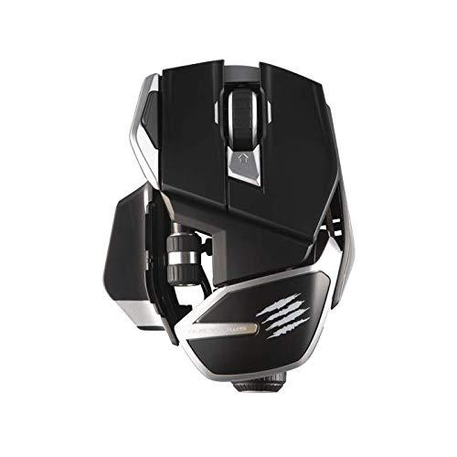 Madcatz R.A.T. Dws Dual Wirelessoptical Gaming Mouseblack
