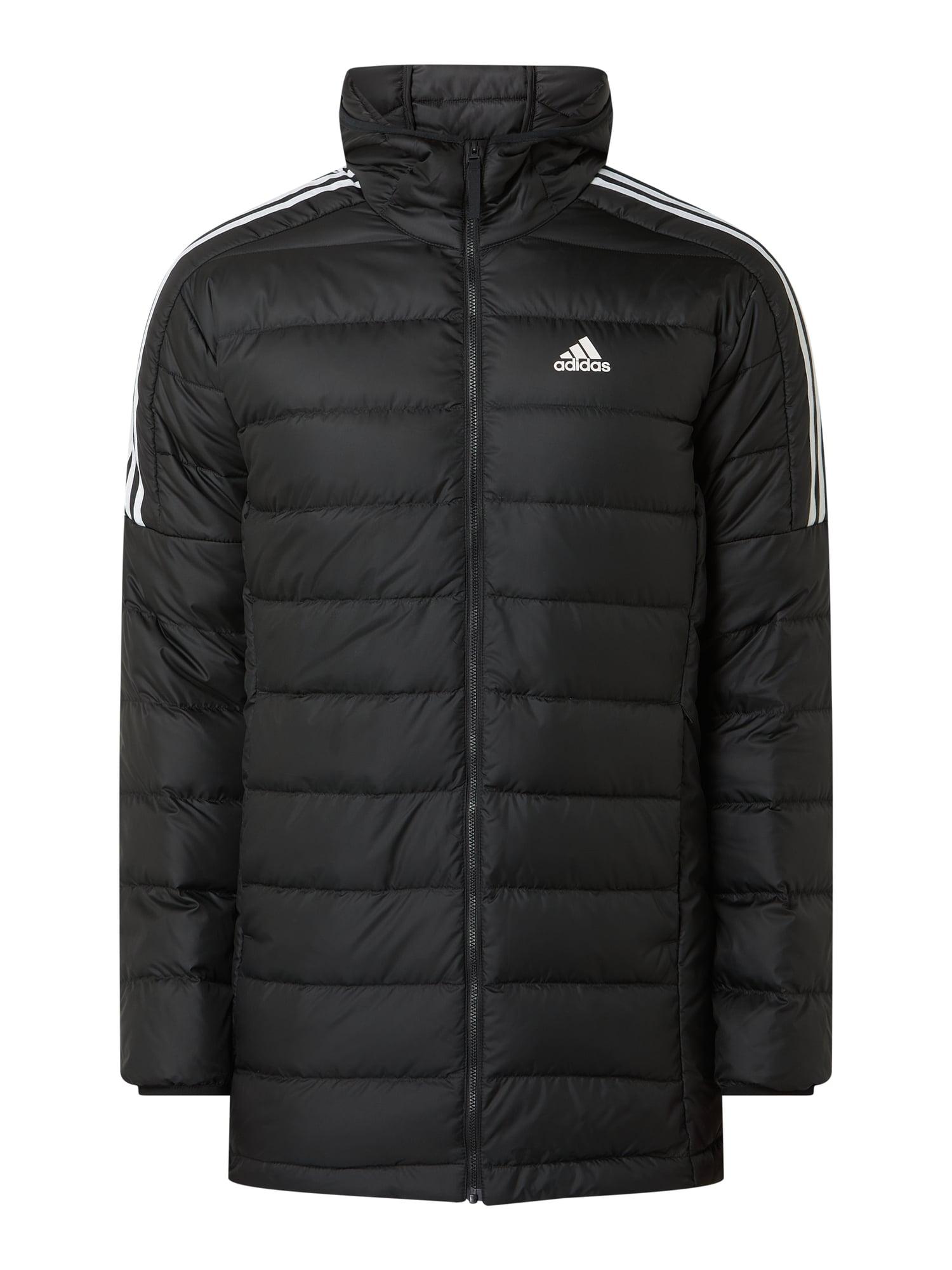 Adidas Essentials Down Parka, schwarz