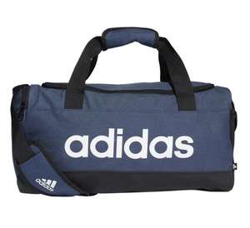 Adidas Linear Duffel S - Sporttasche, dunkelblau