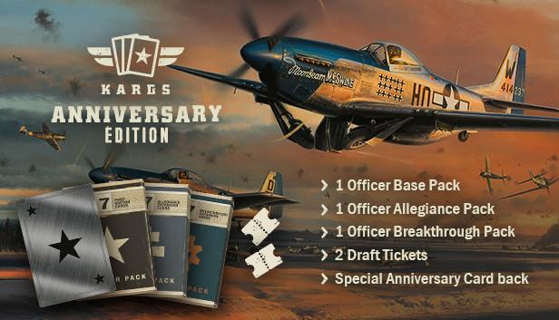 """""""KARDS - Anniversary Edition"""" (Windows PC) gratis auf Steam"""