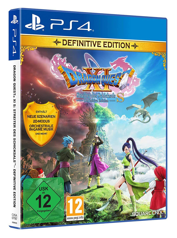 Dragon Quest XI S Definitive Edition für die PS4 um € 27,22