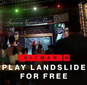 Gratis Landslide Mission in HITMAN 3 (PC / PlayStation/ XBOX) bis 25 April