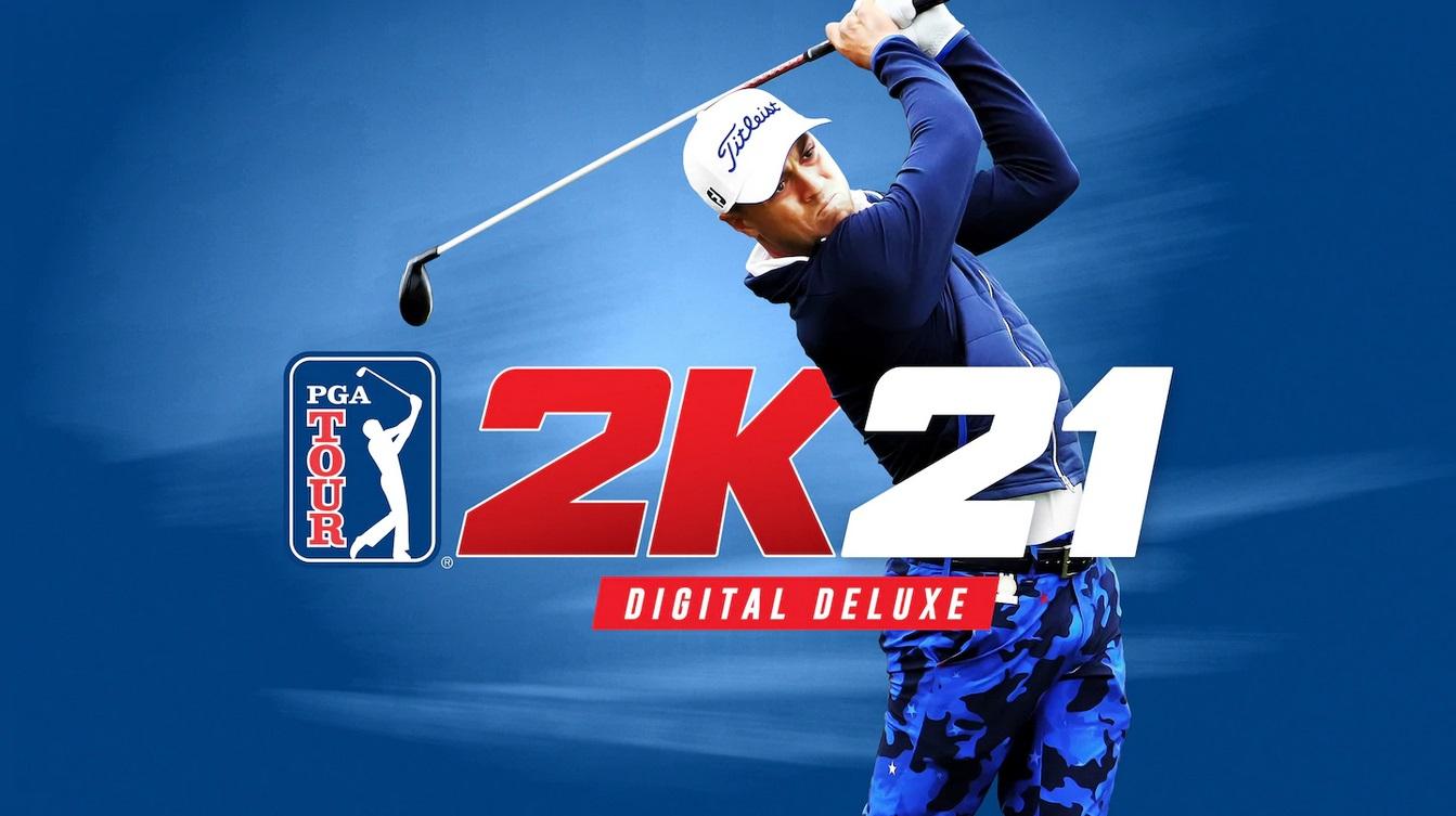 PGA TOUR 2K21 Digital Deluxe für PS4 reduziert