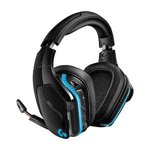 Logitech G935, kabelloses 7.1 Gaming-Headset mit Ligthsync RGB