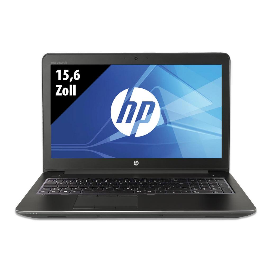 "Grade A HP ZBook 15 G3 - 15,6"" - i7-6820HQ @ 2,7 GHz - 16GB RAM - 512GB SSD"