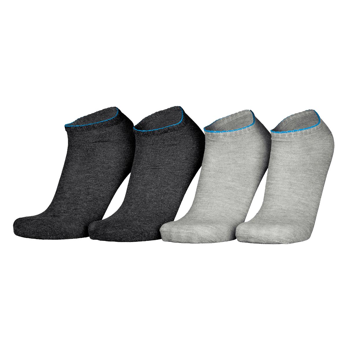 """4x Skechers Herren Socken """"Men Sneaker Basic"""""""