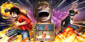 ONE PIECE: PIRATE WARRIORS 3 - Deluxe Edition (Nintendo Switch)