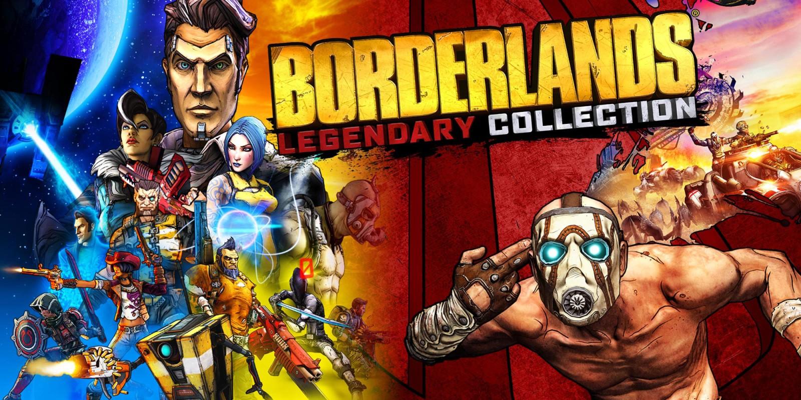 Borderlands Legendary Collection im PlayStation Store reduziert