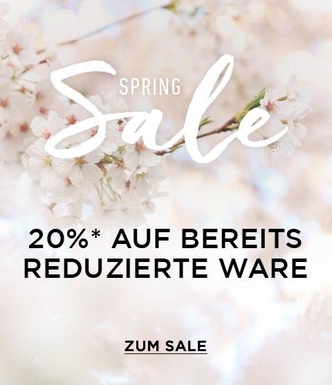 Comma Store: 20% Extra-Rabatt auf alle Sale Artikel
