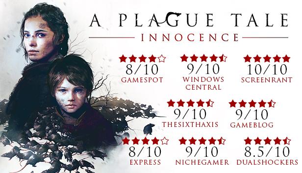 A Plague Tale - Midweek Madness bei Steam -75%