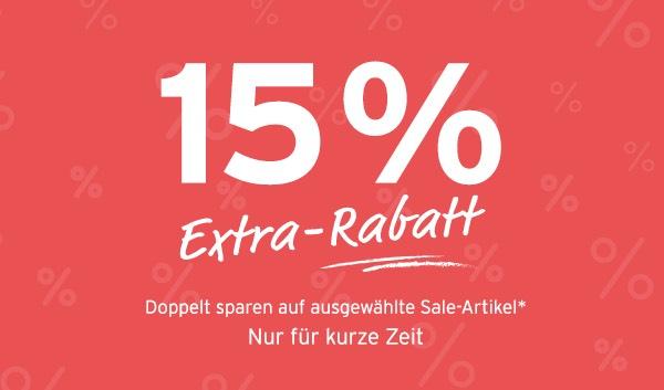 15% Extra auf Sale bei Tchibo
