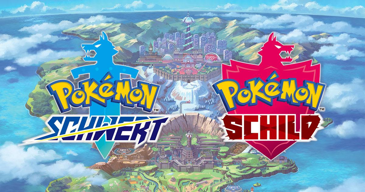Pokémon Schwert und Schild (Nintendo Switch) gratis Item Schwächenschutz und Pokémon TCG Online gratis Karte Befehl vom Boss Fullart-Version
