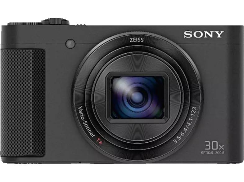 Sony Digitalkamera DSC-HX80 Kompakt mit optischem 30fach-Zoom