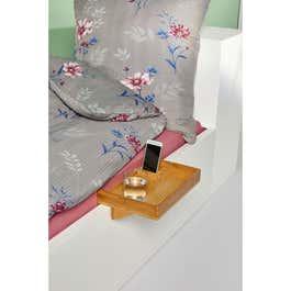Bett-Caddy aus Bambus