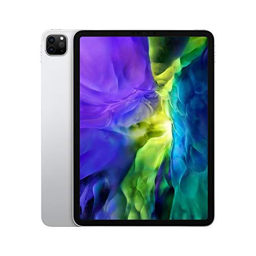 """Apple iPad Pro (11"""", 2. Generation, Wi-Fi, 128 GB) - Silber (2020)"""