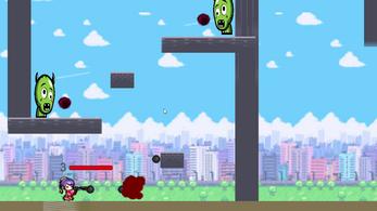 """""""2D Zombie Shooter"""" für kurze Zeit gratis PC Spiel bei """"itch.io"""" anstatt 1,65 Euro"""