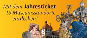 25 Euro 19 Museen, 12 Monate Jahresticket.at