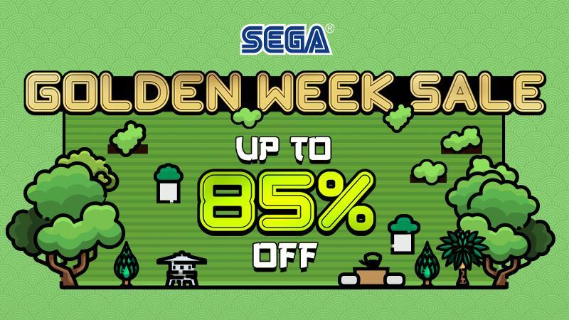 SEGA Golden Week Sale auf Steam zB.: Sonic Adventure 2 um 1,99€ , Castle of Illusion 3,24€, Sonic Forces 9,99€, Valkyria Chronicles 6,79€