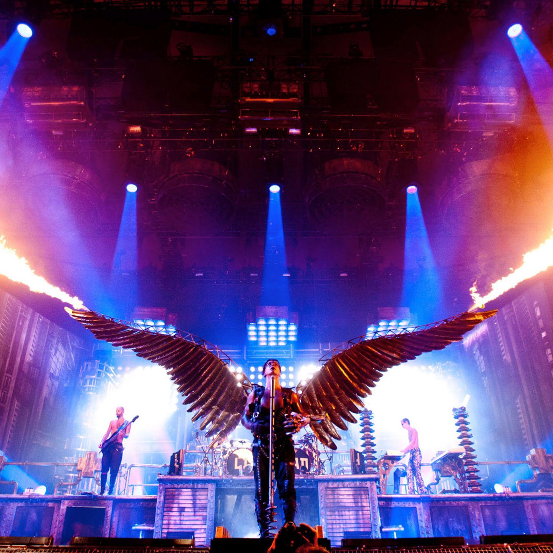 """""""Rammstein Live from Madison Square Garden"""" gratis Stream oder zum Herunterladen von ARTE"""