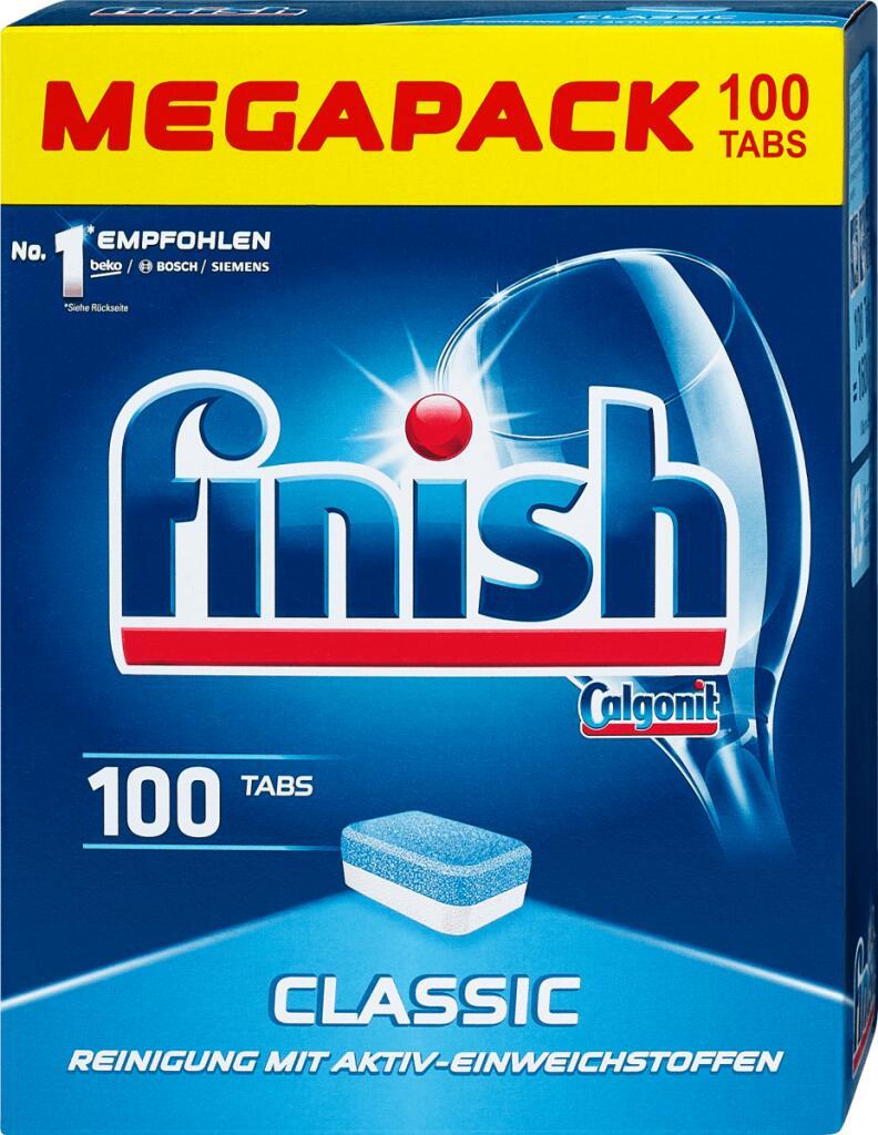 @Billa Plus Rabatt Sticker - Finish Classic Megapack 100 Tabs