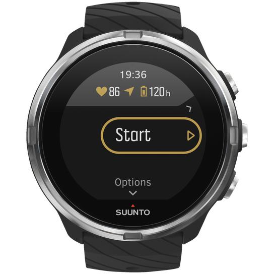 Suunto 9 GPS-Sportuhr mit langer Batterielaufzeit
