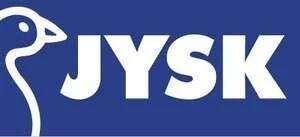 Jysk: 20-60% Rabatt auf Kopfkissen & Gartenmöbelauflagen
