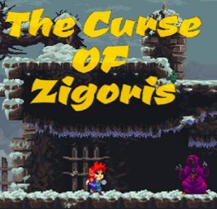 """The Curse Of Zigoris"" (Android) gratis im Google PlayStore - ohne Werbung / ohne InApp-Käufe -"