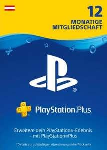 Playstation Plus Jahresmitgliedschaft