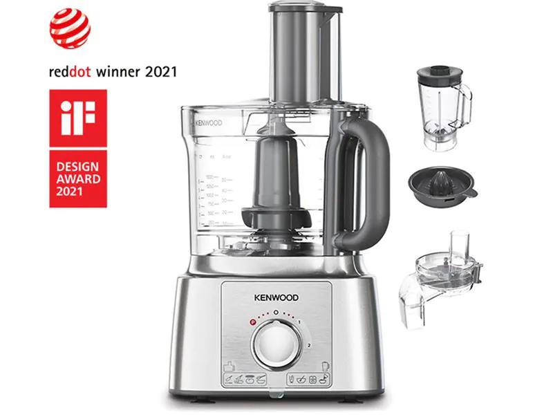 """Kenwood """"FPM810"""" Küchenmaschine (1000 Watt, 1,6l) - neuer Bestpreis"""