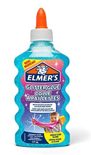 Elmer's 2077252 Glitzerkleber zur Herstellung von Slime