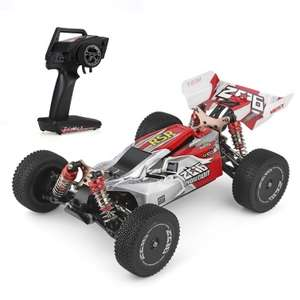 Wltoys XKS 144001 1/14 2,4G 60Km/h 4WD RC Racing Buggy