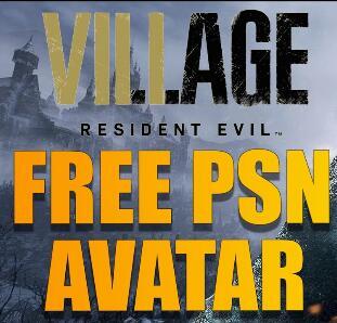"""Resident Evil Village Design und 3 Avatare"" (PlayStation) gratis über Quests"