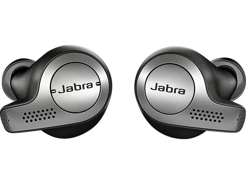 Jabra True Wireless Kopfhörer Elite 65t in zwei verschiedenen Farben