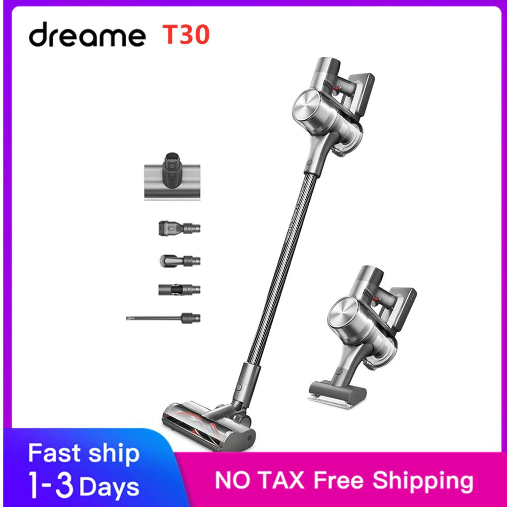 Dreame T30 - neuestes Topmodell des Akkusaugers zum Bestpreis