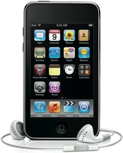 Apple iPod Touch 8GB (3G) für 146€ bei Myby