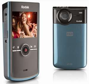 HD Pocketcamera Kodak Zi8 für 99€ *UPDATE*