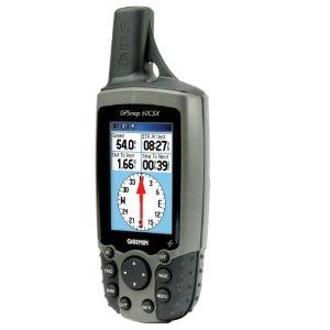 Outdoor Navi Garmin GPSmap 60CSx für 200€