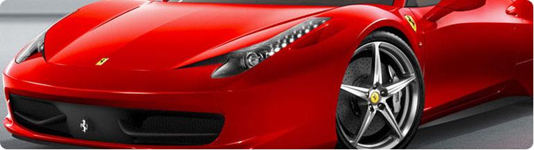 1 Stunde Ferrari 360 Modena fahren für ~119€ mit iBood/Hammer Events