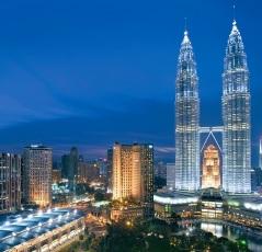 Von Frankfurt nach Malaysia (Kuala Lumpur) im Herbst für 457€