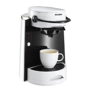 Kaffee-Padautomat Severin KA 4565 für 29€