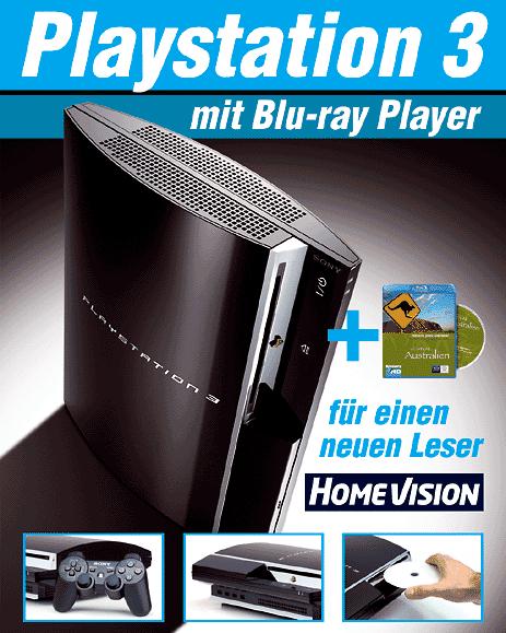 [Abo][PS3] Playstation 3 für 290€ *UPDATE*