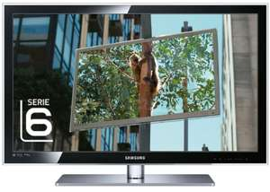 Samsung UE40C6000 für 659€ - LED Backlight TV mit 100Hz Motion Plus, Full HD
